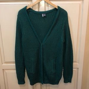 Urban outfitters sparke and fade cardigan